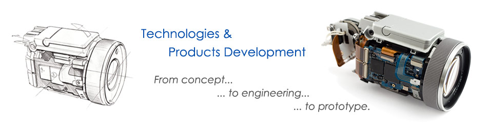 Technologies & products development